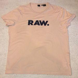 G star raw T-shirt short sleeve XL